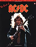 The Best of AC/DC: Guitar Tab