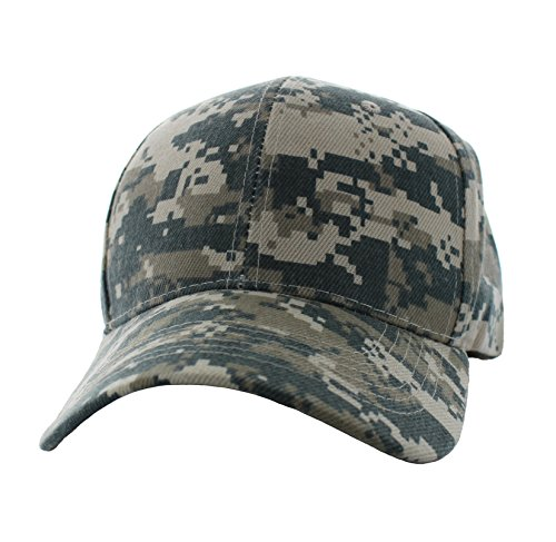 Blank Plain Baseball Hat Cap Many Colors Digital (Wholesale Camo Caps)