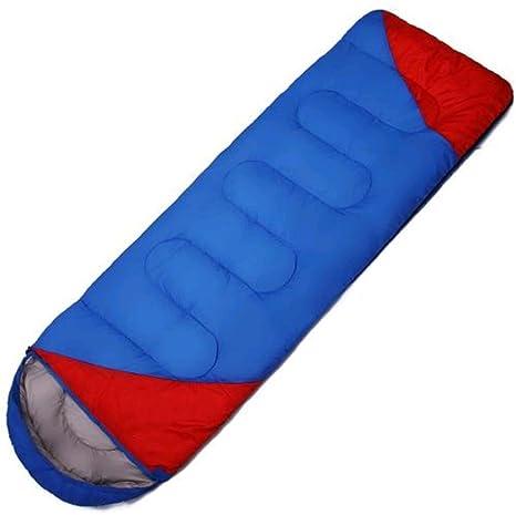 SHUIDAI Equipo de suministros para acampar al aire libre Sobres para dormir Bolsas de dormir Bolsas