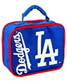 The Northwest Company MLB Los Angeles Dodgers Sacked Lunchbox, 10.5-Inch, Royal