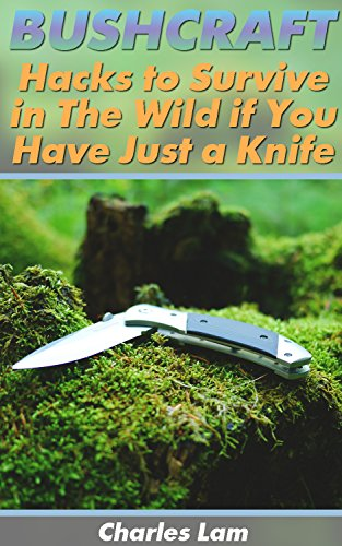 Bushcraft: Hacks to Survive in The Wild if You Have Just a Knife: (Survival Tactics, How to Survive in the Forest) (Wilderness Survival, How to Survive Natural Disaster) by [Lam, Charles]