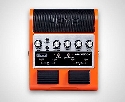 Joyo Audio JAM BUDDY Dual channel 2x4W Pedal Guitar Amp Orange Case color by Joyo Audio