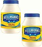 Hellmann's Real Mayonnaise, 30 Ounces, (Pack of 2)