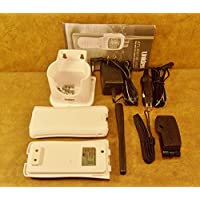 NEW! GENUINE UNIDEN ATLANTIS 250 MARINE RADIO ACCESSORY OR REPLACEMENT PARTS KIT-WHITE