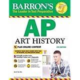 Barron's AP Art History, 4th Edition: With Bonus Online Tests