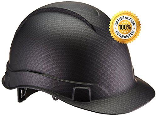 Quantum Casco Protector Muy Resistente y Ultra Ligero! HP44117 Color Gris, Tamaño Unico Ajustable!! Ideal para Construcción...