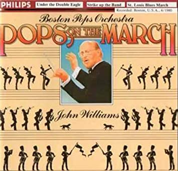 John Williams, Boston Pops - Pops on the March - Amazon.com Music