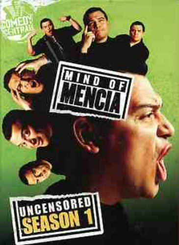 DVD : Cheech Marin - Mind Of Mencia: Uncensored Season 1 (Full Frame, Uncensored)