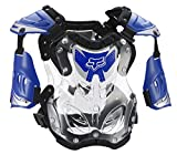 Fox Racing Youth R3 Small Roost Deflector, Blue