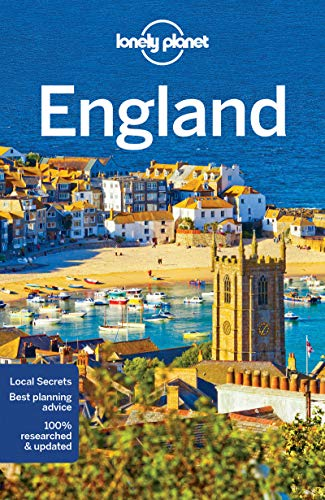 Lonely Planet England (Travel Guide)...
