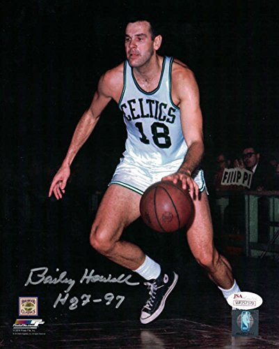 9c37fdadb Bailey Howell Autographed Boston Celtics 8x10 Photo HOF 97 JSA at ...