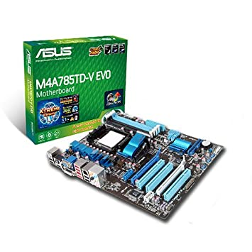ASUS M4A785TD-V EVO BIOS CHIP