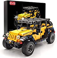 dOvOb Creator Speed Racing Car Set,Building Blocks Kit,Adult SUV Collectible Model(601PCS)