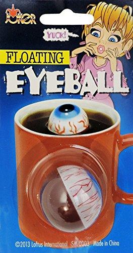 Floating Blue Eyeball Gross Novelty Prank by Star Power