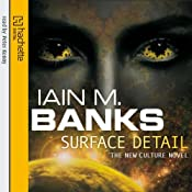 Surface Detail: Culture Series, Book 9 | Iain M. Banks