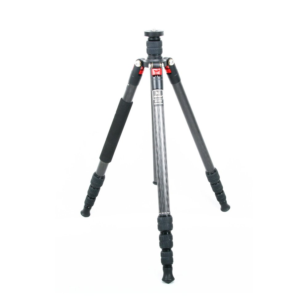 Marsace DT-1 Reversible 4-Section 8-Layer Carbon Fiber Tripod by MARSACE