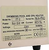 Happybuy 11KW 220V Electric Pool Heater Swimming