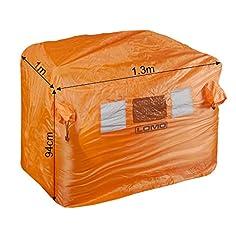 Lomo Refugio de Emergencia para tormentas 4 – 5 Personas 2