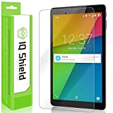HP 10 G2 Tablet Screen Protector, IQ Shield® LiQuidSkin Full Coverage Screen Protector for HP 10 G2 Tablet (2301) HD Clear Anti-Bubble Film - with Lifetime Warranty