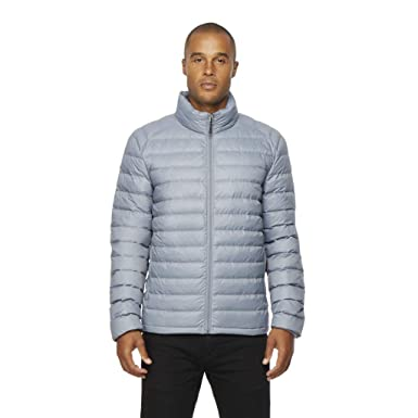 1854f5433c8 32 DEGREES Mens Ultra- Light Down Packable Jacket at Amazon Men s ...