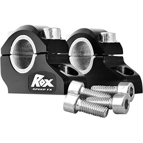 Rox Speed FX Pro-Offset Block Riser - 1in.-1-1/4in. Rise - Black 3R-B12POEK