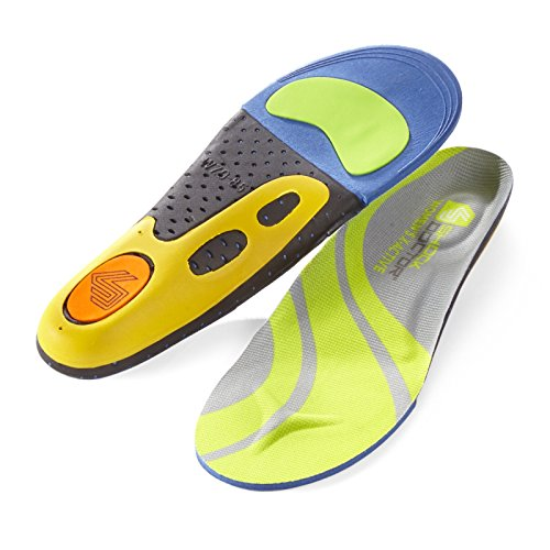 Shock Doctor RE+ Women's X-Active Insole (7.0-8.5)