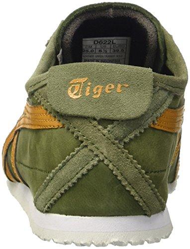 Onitsuka Zapatillas Unisex Verde Asics Adulto Tan 66 Mexico Tiger Chive pqIOad