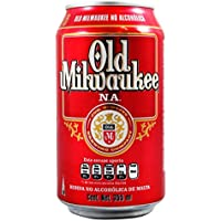 Six Pack Cerveza Old Milwaukee Sin Alcohol 355ml