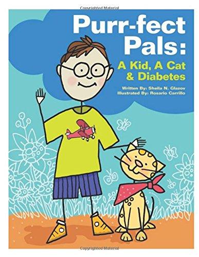 Purr-fect Pals: A Kid, A Cat & Diabetes pdf