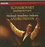 Tchaïkovski-Previn -Symphonie N4