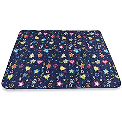 Campingjoy Kids Rug Baby Play Mats Baby Toys Mat Children Developing Rug Carpet Children's Toys Carpet mats Camping mat