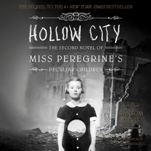 Hollow City: The Second Novel of Miss Peregrine's Peculiar Children Audiobook [Free Download by Trial] thumbnail