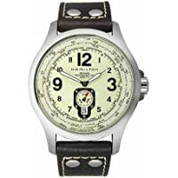 Hamilton Men's Khaki Aviation QNE Automatic Strap Watch