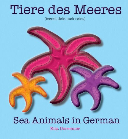 Tiere des Meeres - Sea Animals in German ebook