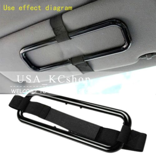 New Car Auto Sun Visor Tissue Box Holder Paper Napkin Seat Back Clip Bracket