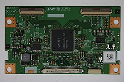 """Akai 37"""" LCT37Z4AD 19-100019 T-Con Timing Control Board Unit"""