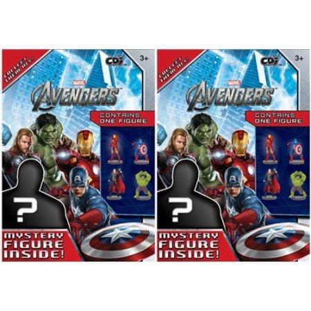 Avengers The 49405 Marvel Avengers Mystery Figure 2 Pack