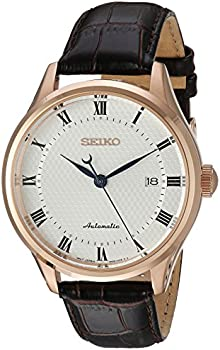 Seiko SRP772 Men's Classic Dress Japanese Automatic Watch