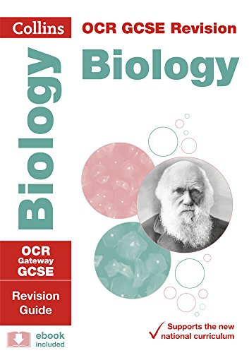 Collins GCSE Revision and Practice: New 2016 Curriculum – OCR Gateway GCSE Biology: Revision Guide (Collins GCSE 9-1 Revision)|-|0008160724