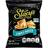 Stacy's Simply Naked Pita Chips, 1.5 Ounce (Pack of 24)
