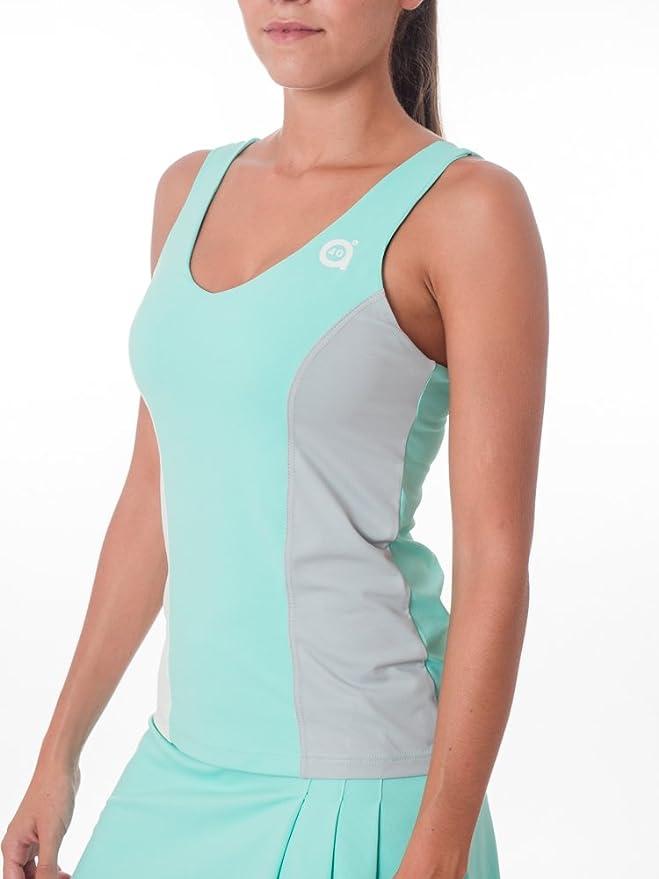 a40grados Sport & Style Caramelo Camiseta Tirantes, Mujer ...