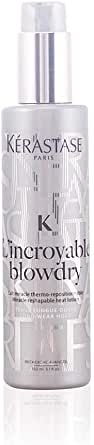 Kerastase L Incroyable Blowdry Miracle Reshapable Heat Lotion for Unisex 5.1 oz Lotion, 150 ml
