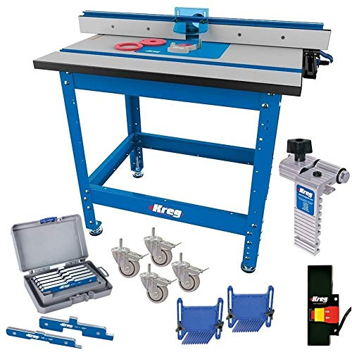 Best router tables buying guide gistgear - Kreg router table accessories ...