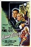 Johnny O Clock POSTER Movie (27 x 40 Inches - 69cm x 102cm) (1947)