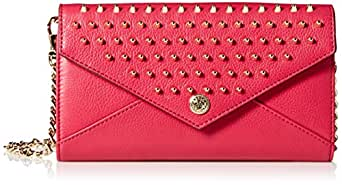 WALLET ON A CHAIN, BERRY
