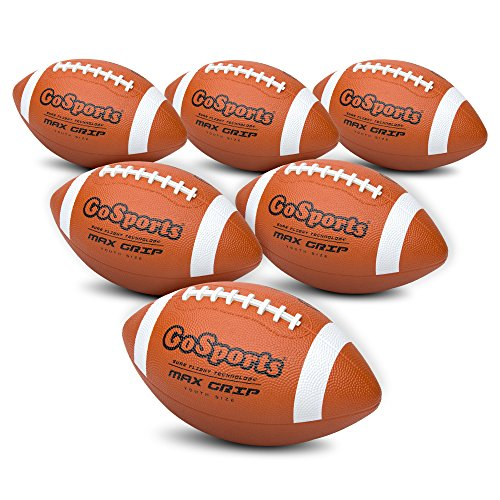GoSports Rubber Footballs Youth Carrying product image