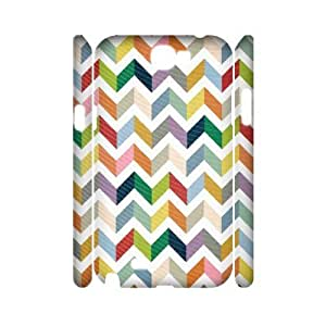 case Of Chevron Customized Hard Case For Samsung Galaxy Note 2 N7100