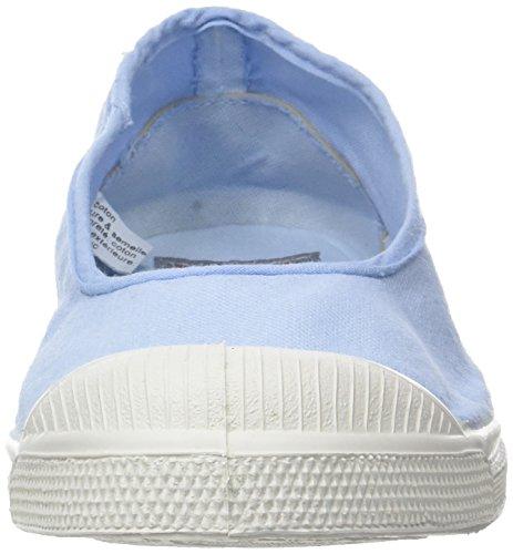 Bleu Ballerine Clair Damen Sneaker Tennis Blau Bensimon x8Wq1Xn1