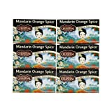 CELESTIAL SEASONINGS HERB TEA,MAND ORNG SPICE, 20 BAG