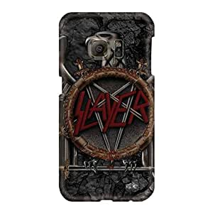 KennethKaczmarek Samsung Galaxy S6 Shock Absorption Hard Phone Covers Allow Personal Design High-definition Slayer Pictures [mIM8230uDeB]